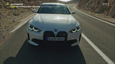 VIDEO - Nouvelle ère pour BMW, l'électrique en force !