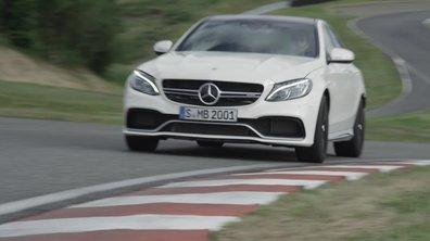 Mercedes-AMG C63 2015 : présentation officielle