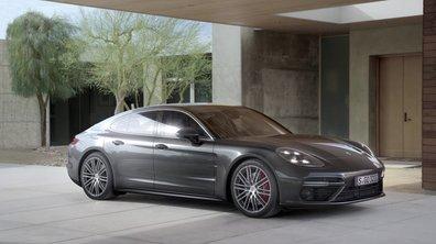 Porsche Panamera 2016 : présentation officielle