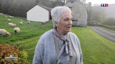 Vidéos de confinement : le portrait de l'agricultrice Rosette Salies