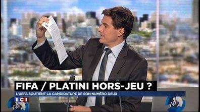 Présidence de la Fifa : Michel Platini, fin de la partie ?