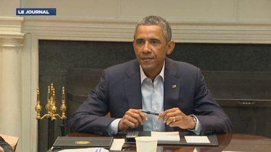 Barack Obama poste un message de soutien à l'équipe des Etats-Unis