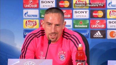 Bayern Munich: Ribéry ne craint pas Paris