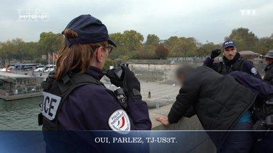 Vidéosurveillance : ce que repèrent les yeux de la Tour Eiffel