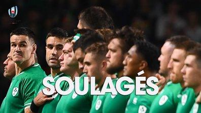 La Quotidienne de la Coupe du monde du 12/10 : L'Irlande respire
