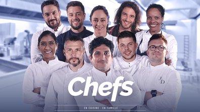 AVANT-PREMIERE – Chefs, en cuisine et en famille : l'épisode 1 déjà sur MYTF1 via les box opérateurs