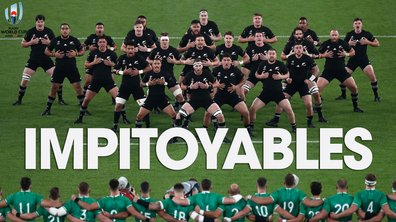 La Quotidienne de la Coupe du monde du 19/10 : Les All Blacks et l'Angleterre ont rendez-vous