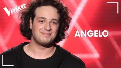"""Angelo - """"The sound of silence"""" (Simon & Garkunfel)"""