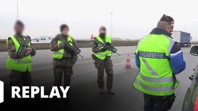 Appels d'urgence - Trafiquants, chauffards: gendarmes de choc sur les routes du nord