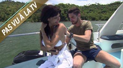 Ça devient tactile entre Nathalie et Joao (le RDV en intégralité)...