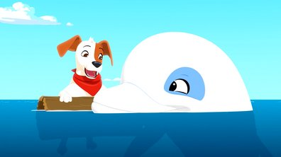 Oum Le Dauphin Blanc - Les nouveautés de la saison 2 - Toujours plus d'amis !