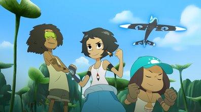 Droners - Whale et ses G.E.N.I.E.S.