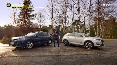 Audi Q5 Vs DS7 : le grand match des SUV hybrides