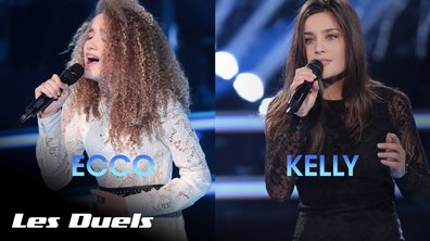 Ecco vs Kelly | Jacques a dit | Christophe Willem