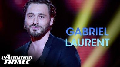 """Gabriel Laurent - """"Osez Joséphine"""" (Alain Bashung)"""