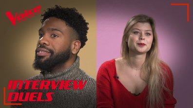 Interview Duels : Isadora et Hobbs, ils vous disent tout