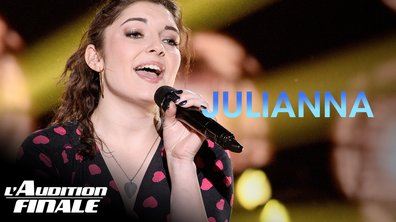 "Julianna - ""Fly me to the moon"" ( Franck Sinatra)"
