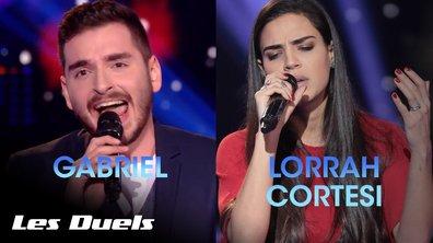 Lorrah Cortesi vs Gabriel | Don't give up | Peter Gabriel et Kate Bush