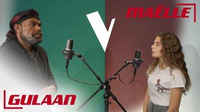 La Vox des talents : Maëlle vs Gulaan | Je te promets | Johnny Hallyday