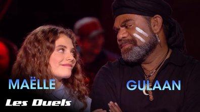 Maëlle vs Gulaan | Fragile | Sting