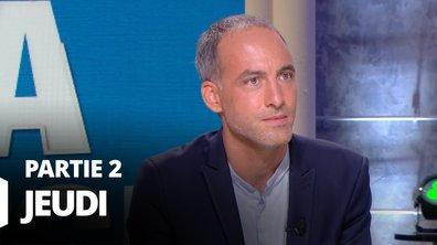 Quotidien, deuxième partie du 2 septembre 2021 avec Raphaël Glucksmann
