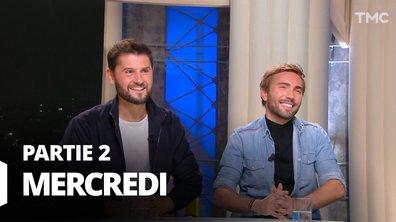 Quotidien, deuxième partie du 6 octobre 2021 avec Christophe Beaugrand et Ghislain Gérin, Jean-Marc Sauvé et Laëtitia Atlani-Duault