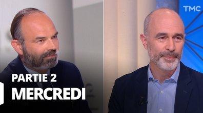 Quotidien, deuxième partie du 7 avril 2021 avec Edouard Philippe et Gilles Boyer