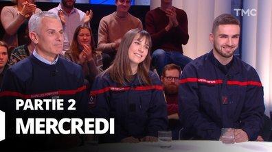 Quotidien, deuxième partie du 11 décembre 2019 avec Valérie Donzelli, Aurélien Bruneau, Grégory Allione et Margot Delhaye
