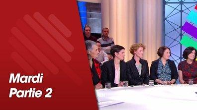 Quotidien, deuxième partie du 12 février 2019 avec les accusatrices de Denis Baupin et Philippe Manoeuvre