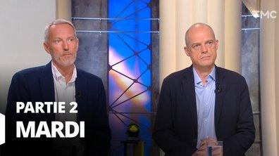 Quotidien, deuxième partie du 12 octobre 2021 avec Gérard Davet et Fabrice Lhomme