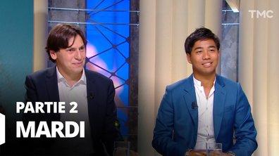 Quotidien, deuxième partie du 14 septembre 2021 avec Frédéric Dabi et Stewart Chau