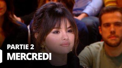 Quotidien, deuxième partie du 15 janvier 2020 avec Selena Gomez et Aurélien Barrau