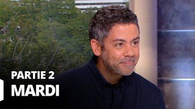 Quotidien, deuxième partie du 16 juin 2020 avec Louis Chedid et Manu Payet