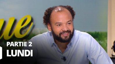 Quotidien, deuxième partie du 18 octobre 2021 avec Fabrice Eboué, Christophe Hondelatte et Florian Mazel