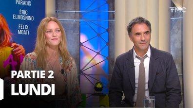 Quotidien, deuxième partie du 20 septembre 2021 avec Vanessa Paradis et Samuel Benchetrit