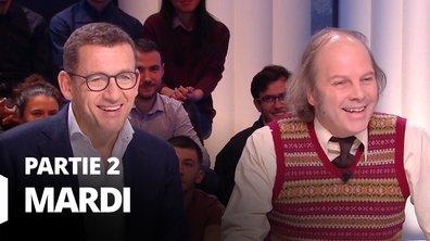 Quotidien, deuxième partie du 21 janvier 2020 avec Aurélie Jean, Dany Boon et Philippe Katerine