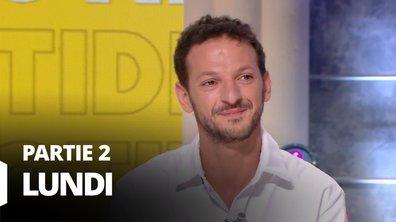 Quotidien, deuxième partie du 22 mars 2021 avec Vincent Dedienne et Hervé Grandjean