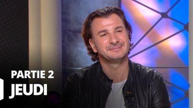 Quotidien, deuxième partie du 23 septembre 2021 avec Michaël Youn et Maurizio Serra