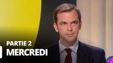 Quotidien, deuxième partie du 24 mars 2021 avec Olivier Véran