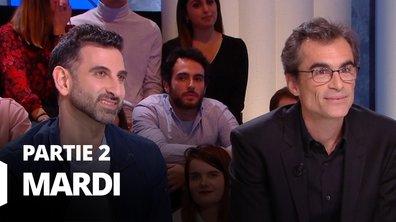 Quotidien, deuxième partie du 25 février 2020 avec Raphaël Enthoven et Kheiron
