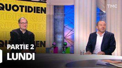 Quotidien, deuxième partie du 29 mars 2021 avec Jean-François Timsit et Patrick Timsit
