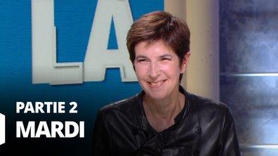 Quotidien, deuxième partie du 31 août 2021 avec Christine Angot