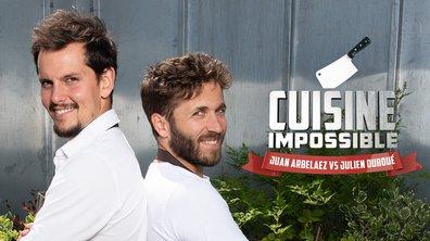 Cuisine Impossible : L'incroyable défi des Chefs Juan Arbelaez et Julien Duboué - RDV le 12 avril sur TF1 !