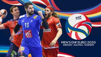 Handball Euro Masculin - Tour préliminaire France/Norvège
