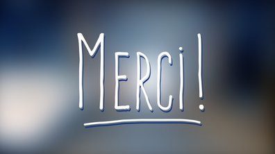 Merci ! - Christophe Michalak