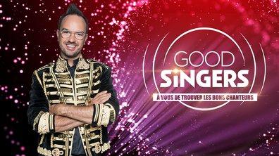 Good Singers, A vous de trouver les bons chanteurs : Une nouvelle enquête inédite avec Jarry !
