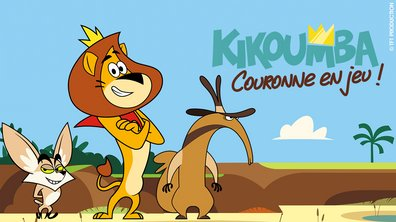 Kikoumba arrive dès le Samedi 9 Novembre sur TFOU