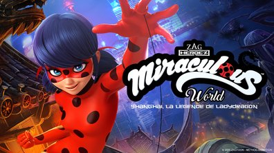 Miraculous World Shanghai, La Légende de Ladydragon, le 4 avril