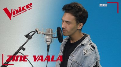 "La Vox des talents : Zine Yaala - ""Let me love You""  (Mario)"