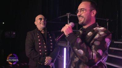 """Duos Mystères - Jarry et Pascal Obispo chantent """"Il suffira d'un signe"""""""
